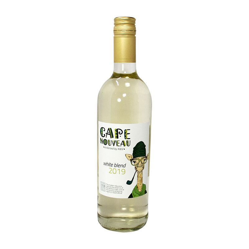 【新酒アフリカワイン】KWVケープ・ヌーボ白2019