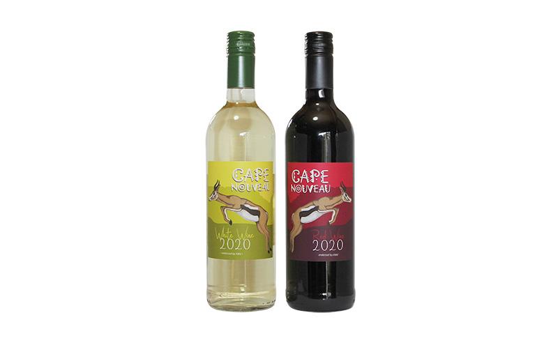 南アフリカの新酒「ケープ・ヌーヴォー2020」